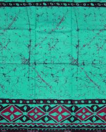 181 Afrikaanse stof | African Wax Print | Polycotton | prijs / yard