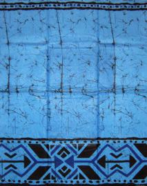 182 Afrikaanse stof | African Wax Print | Polycotton | prijs / yard