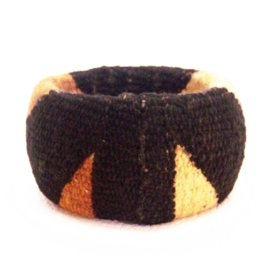 BAMBARA armband #3 african chic van bogolan mud cloth