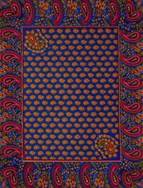 171 Afrikaanse stof | African Wax Print | Polycotton | prijs / yard