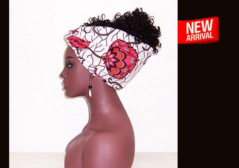 Afrikaanse hoofddoek SANAA