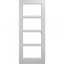 Weekamp binnendeur  WK6513-A1 zonder glas