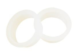 NYLON RING 20-18MM WIT