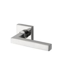 Svedex deurkruk Square Silver