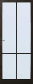 Skantrae achterdeur SSO 2555 met blank isolatie glas