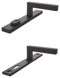 Skantrae Hang- en sluitwerkpakket 91 sleutelbediend 231 ZWART