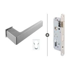 Skantrae Hang- en sluitwerkpakket 831 MAT CHROOM