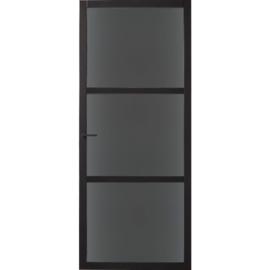 SKANTRAE SLIMSERIES BINNENDEUR SSL 4023 ROOKGLAS