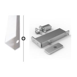 Skantrae Hang- en sluitwerkpakket 603 RVS