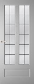 Weekamp binnendeur WK6565 A1 glas in lood 1