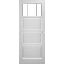 Weekamp  binnendeur WK6515 A1  zonder glas