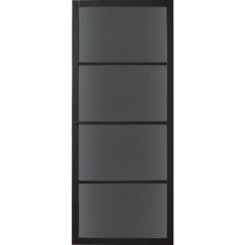 SKANTRAE SLIMSERIES BINNENDEUR SSL 4004 ROOKGLAS