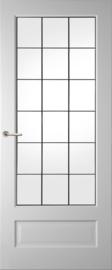 Weekamp binnendeur WK6561 A1 glas in lood 1