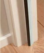 Aluminium opbouwprofiel geschikt voor kozijn van max. 231,5 x 93 cm