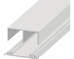 STOREMAX RAIL R 40  WIT 180 CM ook bij r 60 deurpakket