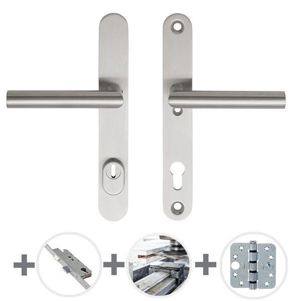Skantrae Hang- en sluitwerkpakket 50 sleutelbediend 231 RVS