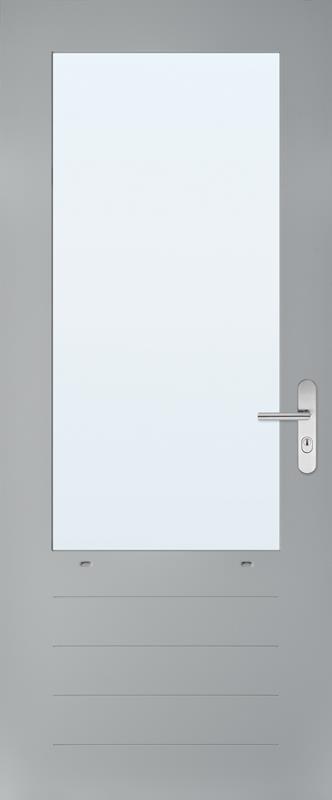 Cando achterdeur ml 866 zonder glas