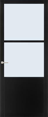 Weekamp binnendeur WK 6309 Blank glas