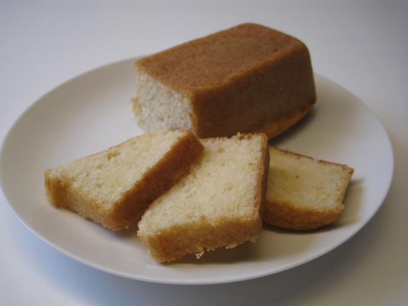 Cake préparer avec MCT Ceres 83% ca. 190 grammes