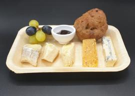 Vijf soorten kaas