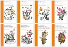 SWEELINCKS COMPLETE OEUVRE (8 boeken, 23 cd's)