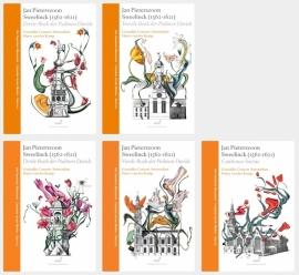 HET GEESTELIJK VOCAAL WERK (5 boeken, 14 CD's)