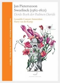 HSM IIC: Derde Boek der Psalmen Davids (boek & 3 cd's)