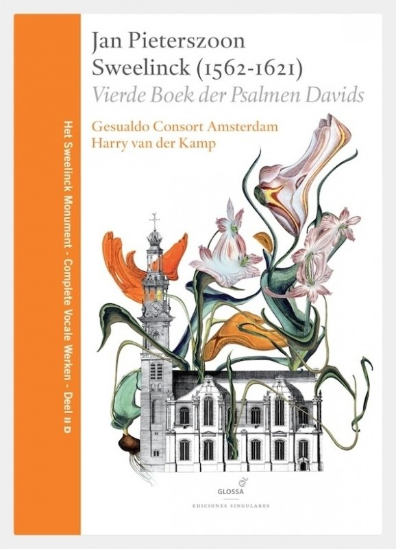 HSM IID: Vierde Boek der Psalmen Davids (boek & 3 cd's)