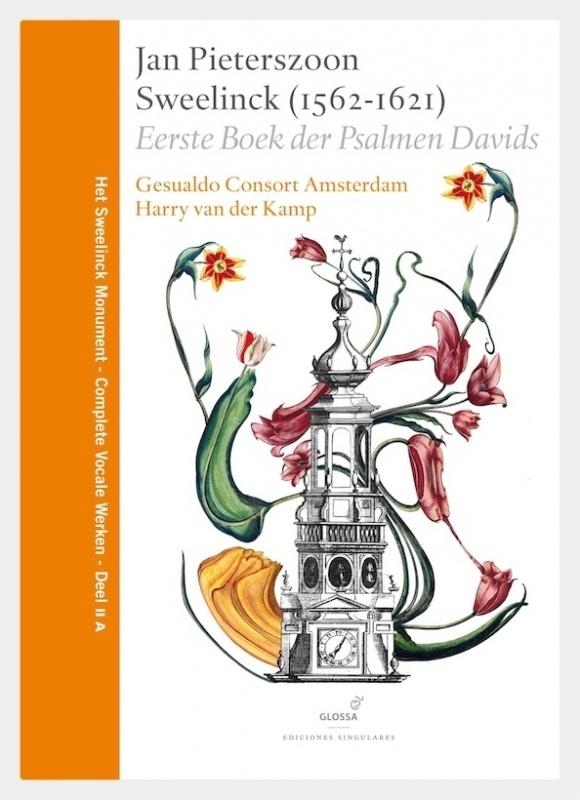 HSM IIA: Eerste Boek der Psalmen Davids (boek & 3 cd's)