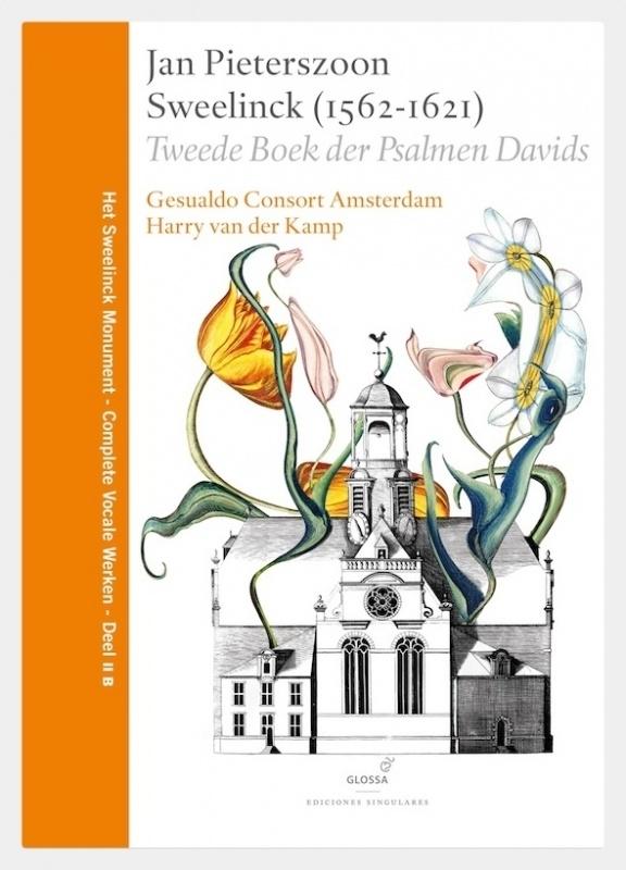 HSM IIB: Tweede Boek der Psalmen Davids (boek & 3 cd's)