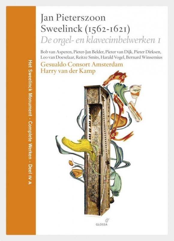 HSM IVA: De Orgel- en Klavecimbelwerken, Deel I  (boek & 3 cd's)