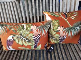 Kussen Birdy koper 40x60