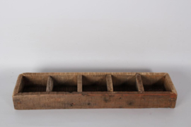 Truckwood Tray 5 vakken