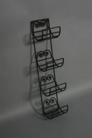 Wand wc rolhouder 4 rol
