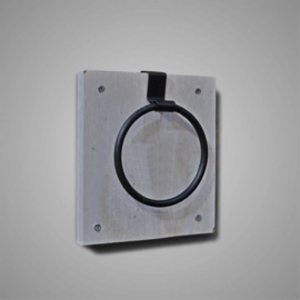 Handdoek ring- clip