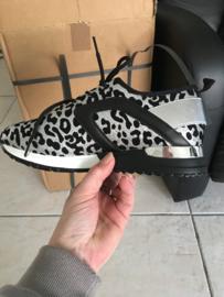 Sneaker /Zilver