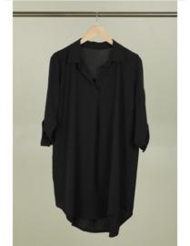 Tuniek/blouse zwart