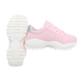 Sport schoen roze