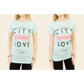 T-shirt/city love
