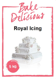 Bake Delicious-  Royal Icing
