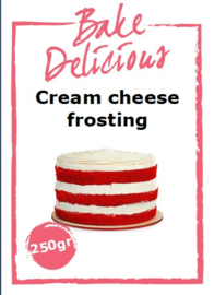 Bake Delicous - Cream Cheese frosting