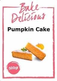 Bake Delicious-Pumpkin Cake