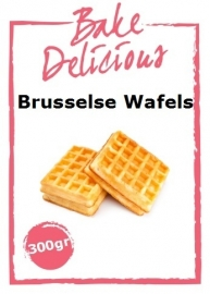 Bake Delicious-  Brusselse wafels