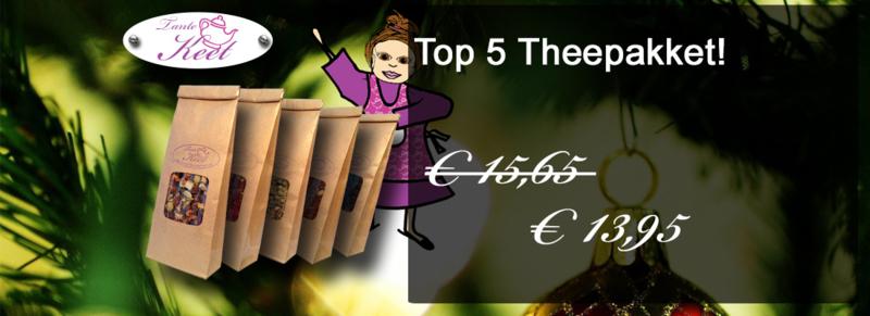 Top 5 Theepakket!