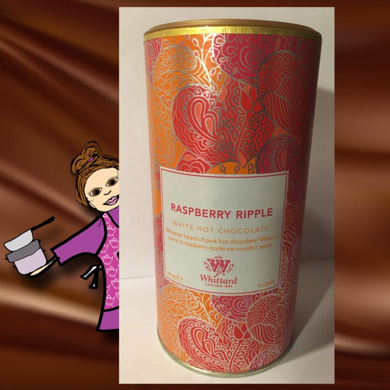 Whittard Raspberry Ripple Hot Chocolate