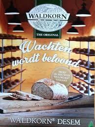 Waldkorn Desem Broodmix 1 kg