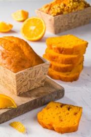 Sinaasappel Cakemix 800 gram