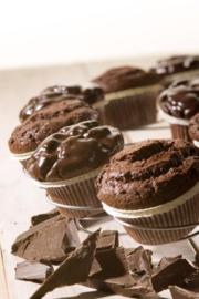 Muffin Mix Chocolade 1kg