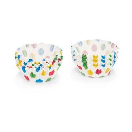 Cup cake Vormpjes 3cm