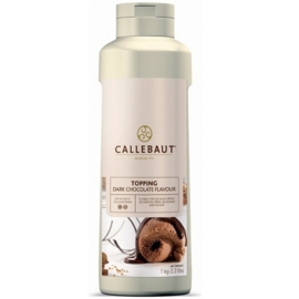 Callebaut Chocolade Topping Puur 1 kg